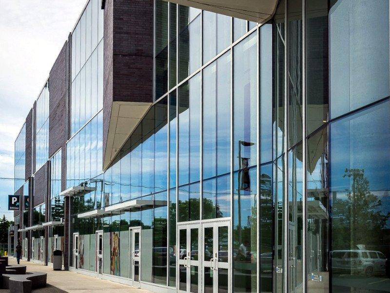 Lavage de vitres commercial, industriel, corporatif, public